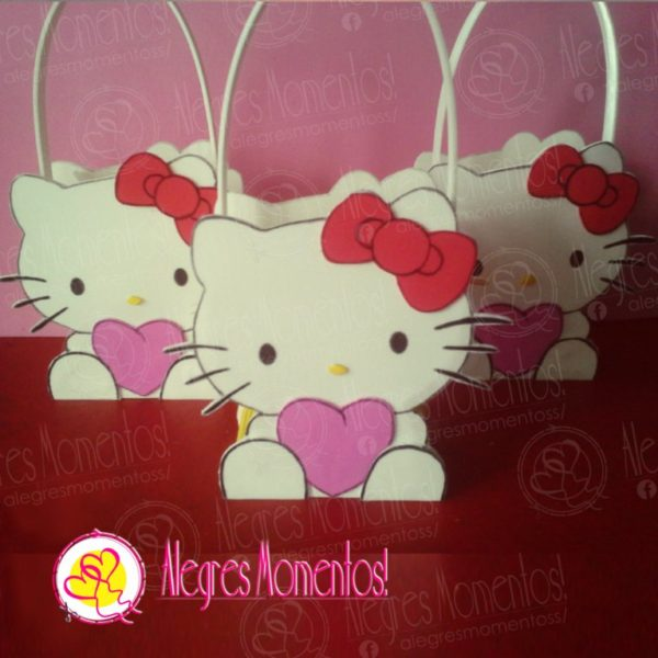 Bolsitas Golosineras Hello Kitty