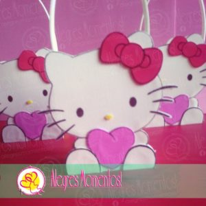 Bolsitas Golosineras Hello Kitty X 12 Unidades